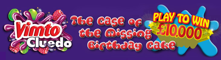 Vimto - The Case Of the Missing Birthday Cake